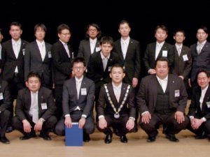 736回例会「新年賀詞交歓会」が開催されました | 小金井青年会議所